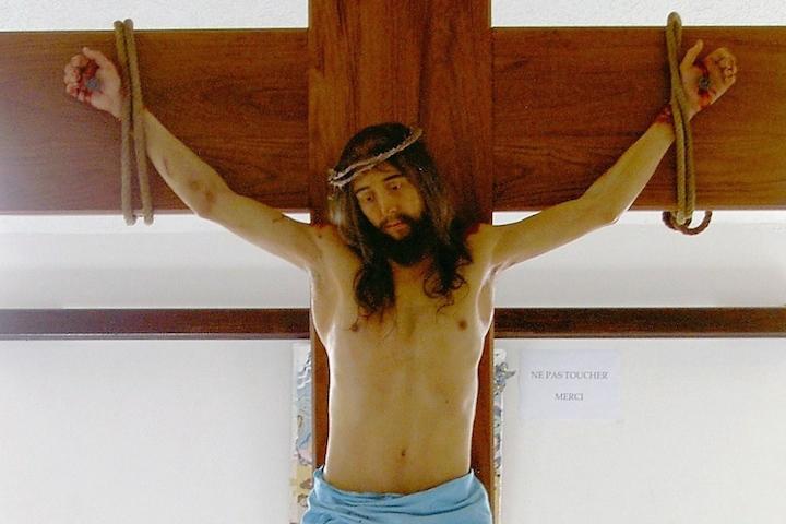 The Blue Christ